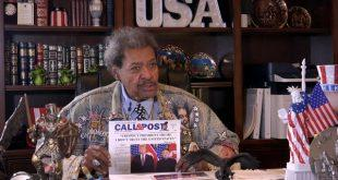 Don King Talks President Trump Acquital